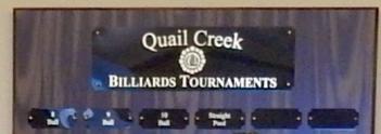 QCBC Plaque